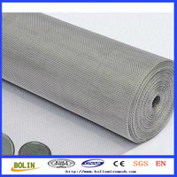 Alibaba China 304 316 316L Stainless Steel Window and Doors Security Screen Wire Mesh