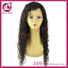 now!good reputation qingdao love hair wedding hair intimate full lace wig water wave hair buy in bulk