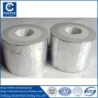 Adhesive bituminous waterproofing sealing tapes