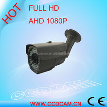 high quality full hd 1080P sony cmos varifocal lens long IR range low lux waterproof cctv camera for security system AHC2013C