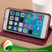 Top Grade Custom Printed Mobile Phone Leather Case For Iphone 5 High Quality