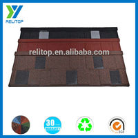 Shingle colored factory direct metal roofing