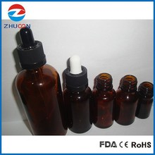 cosmetic glass bottle,glass bottle,cosmetic bottle amber glass