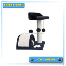 Wholesale hot selling Cat Toy Cat Tree Furniture/cat tree scratcher products