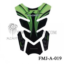 PVC Gas Tank Protector ,TANK STICKER for Racing motorcycle in FMJMOTO