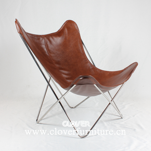 Hardoy Butterfly Chair With Stainless Steel Frame Buy