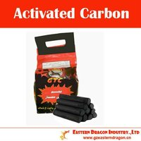 Easier payment Iso certify factory 12.5*1.5cm hookah sticks charcoal
