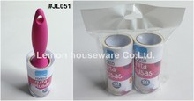 lint roller pet hair rollers adhesive roller cleaning brush