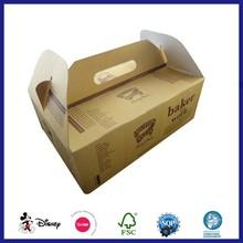 Food Birthday Cake Packaging Box
