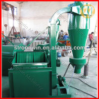 high crushing machine wood and corn stalk crusher
