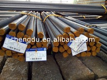 GB/BS/JIS/ASTM Hot Rolled Reinforced the Standard Rebar Specification