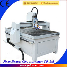 Hiwin square guide cnc router for aluminum