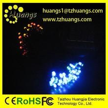 High Brightness Frequency Blink Pink Solar Decoration Lights Retailer
