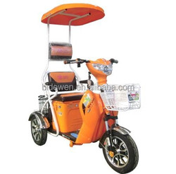 China electric tricycle electric mobility scooter electric three wheeler scooter
