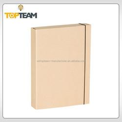 Fashion new design file cover decoration,handmade file decoration,paper file folder