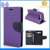 Mercury Fancy Diary Case Wallet Leather Case For Asus Zenfone 5