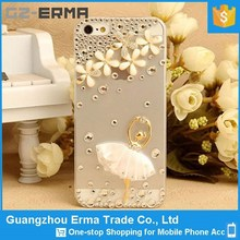 Crystal Stone Handmade Mobile Cover for Mobile Phone for iphone 5