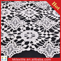 2014 Top Fashion Latest Guipure Lace Chemical Lace For Making Dress