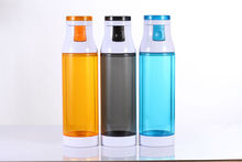 New Fashion product 500ml Tritan and Glass Double wall water bottle