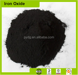 Heat Resistant Natural Iron Oxide Black for Sale