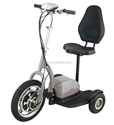 2015 electric scooter three wheels