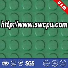 Custom made non-toxic gym anti slip rubber floor mat