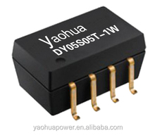 DC/DC converter 1KV ISOLATED 1W UNREGULATED SINGLE OUTPUT DIP8 Ultra small size