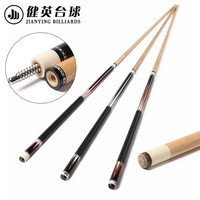 china factory snooker Cue fury jump break cues fury pool cues