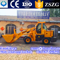 Small tractor/2.6Ton/Front End Wheel Loader for sale ZL-926