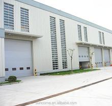 industrial warehouse sectional overhead door