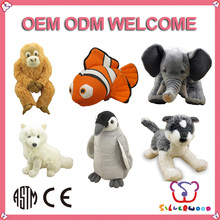 SEDEX Factory welcome OEM ODM include stuffed animal goat