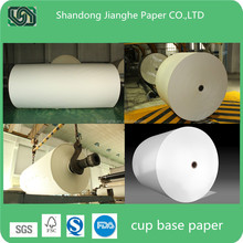 HONG MING Brand good Surface strength cup base paper