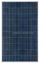 Polycrystalline Solar Panel, 250W, 6 x 10 Cells, High Efficiency