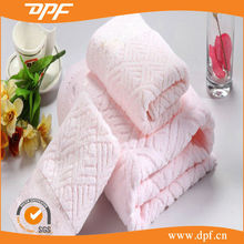 100% cotton luxury brand towel for hotel use