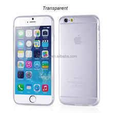 Super Deal 0.3mm Ultra Thin Soft TPU Gel Clear Case For iPhone 6 4.7 Original Phone Back Cover Bag For iphone 6 Plus 5.5 inch