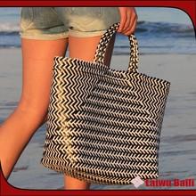 New arrival summer fashion straw basket beach bag