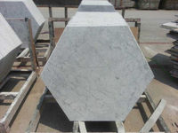 Carrara White Marble Italian White Marble