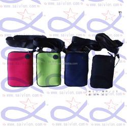 cell phone neck hanging bag/ cell phone sling bag/ mobile phone bag