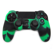 silicon case for PS4 controller with various colours