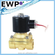 Normally closed open solenoid valve 220v ac