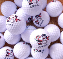 Promotion Golf Gift Ball Customized Logo Balls