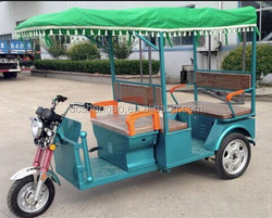 cheap battery rickshaw with high quality