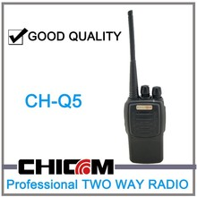 Chicom Handheld Wireless Long Distance 2 Way Radio UHF Walkie Talkie CH-520