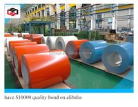 gold supplier regular color PPGI/PPGL direct buy china color galvanized steel