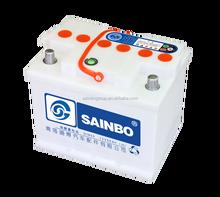 12V 55565 55Ah Safe long-lasting hybrid vehicles car battery lead acid car battery
