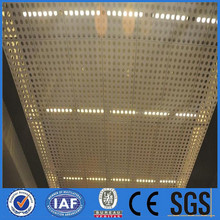 easy install perforated wire mesh