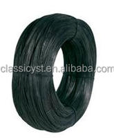 Black annealed tie wire In roll