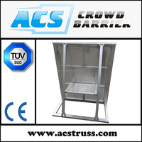 Hot sale cheap crowd control barrier fence/crowd barrie