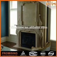 Advertising Promotion french fireplace mantel