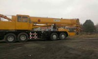 Best selling 80t used Tadano truck/mobile crane sales in Shanghai